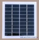 Солнечная панель 2 Вт 9 Вольт.