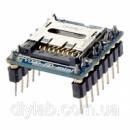 Модуль аудіоплеєра для Arduino AVR PIC ARM STM