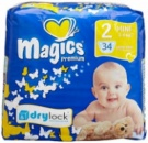 Подгузники Magics Premium 2 Mini (3-6кг) 34шт Drylock
