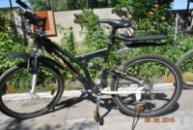 Гірський велосипед з Германії б/у MC Kenzie з багажником