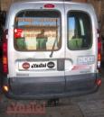 Тягово-сцепное устройство Renault Kangoo I (исключая Long и 4x4) (1997-2008)