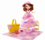 Disney Sofia the First Tea Party Picnic Doll София Прекрасная Пикник Софии