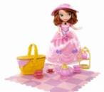 Disney Sofia the First Tea Party Picnic Doll София Прекрасная Пикник Софии