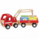 Игрушка Viga Toys «Автокран» (50690)