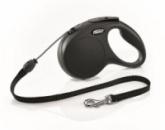Flexi New Classic S 5 м. тросовый поводок для животных весом до 12 кг
