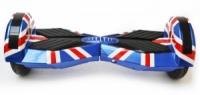 Гироборд 8 SmartWay с самобалансом с Bluetooth и колонками British