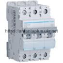 Автоматический выключатель Hager 3P 10kA D-16A 3M
