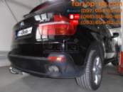Тягово-сцепное устройство (фаркоп) BMW X5 (F15) (2013-2018)