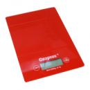 Электронные кухонные весы Спартак CK-1912 5 кг Red