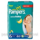 Pampers Active Baby 6 (15+ кг) 44 шт