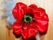 Эксклюзивный наряд «Маковка»: юбочка и аксессуар-МАК в прическу для Вашей дочки. Творчество Аллы Яковенко