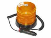 Мигалка светодиодная 122.5*92.3*111.5 12V 36LED магнит/саморез yellow