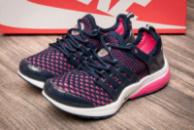 Кроссовки детские в стиле Nike Air Presto Flyknit Ultra, фиолетовые (2540-1),  [  30 32 33  ]