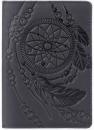 Обложка на паспорт SHVIGEL 13837 Черный (13837)