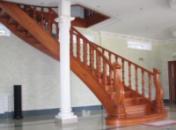 Полувинтовая лестница на второй этаж Кривой Рог