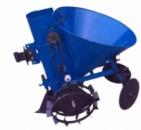 Картофелесажатель мотоблочный Кентавр К-1Ц (синий)