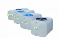Емкости для воды. Пластиковые бочки для воды. Купить бак для воды в Житомире.