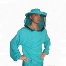 Куртка пчеловода Beekeeper габардин с маской Класик
