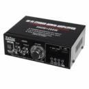 Усилитель звука UKC AK-699D FM MP3 USB 2 x 300 W Черный (hub_np2_0369)