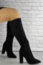 Женские сапоги на каблуке Belle