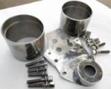 КРЕПЕЖ, НЕРЖАВЕЙКА ( stainless steel ) ЯВА/JAWA 638, 634, CZ :
