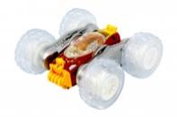 Перевёртыш на р/у Tornado Tumbler (LX606) с аккум. (красный)