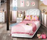 Кровать «Мадонна 90см», с матрасом