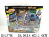 Игровой набор «Пиратский корабль» 50898D