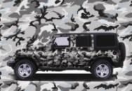 Автомобильная плёнка камуфляж