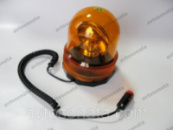 Мигалка жовта HS-8001 Y 24V желтая