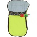 Теплый конверт для коляски Capella Green Play