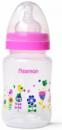 Бутылочка детская для кормления Fissman Babies «Цветочная поляна» 240мл с широким горлышком