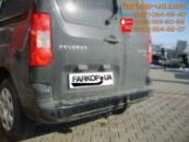Тягово-сцепное устройство Peugeot Partner (база L1=4380mm) (2008-...)