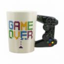 Керамическая Чашка Game Over