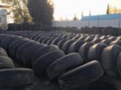 Б/у грузовые шины из Германии