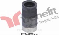 1009 Втулка суппорта KNORR SB6-SB7, старый тип, высокая 39 мм. BPW 0214102100, K0092