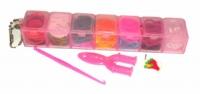 Набор Mini 200 в стиле Rainbow loom