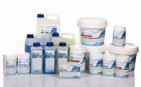 Вспомогательные препараты для чистки бассейнов