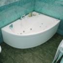 Акриловая ванна ТРИТОН ИЗАБЕЛЬ (Левая) 1700х1000х630