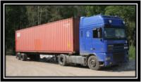Контейнеровозы 20-40 футового контейнера