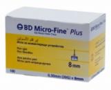 Игла BD Micro-Fine Plus 0.30 мм (30G) х 8 мм