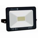 Прожектор світлодіодний TF-3 30Вт 220-260В 6000K 2400Lm корпус чорний ElectrO (шт,)