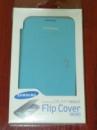 Чехол книжка Samsung GALAXY Note II N7100 EFC-1J9FBEGSTD Blue
