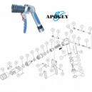 Спецификация запчастей крана LPG Group parts