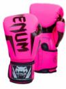 Перчатки боксерские VENUM BOXING розовые 8,10,12 oz