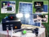 Солнечная электростанция S-5