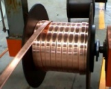 Продам шину медную(полосу) 4х25мм сталь М 1