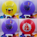 Воздушные шары С Днём Рождения ассорти 14'' 35 см