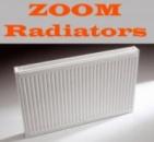 Радиатор стальной Zoom 22 500/1000