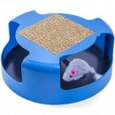 Игрушка для кошек Поймай Мышку Cat mouse chase toy
